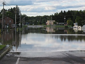 Schenectady Flood
